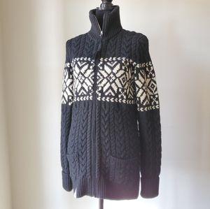 RALPH LAUREN wool cardigan